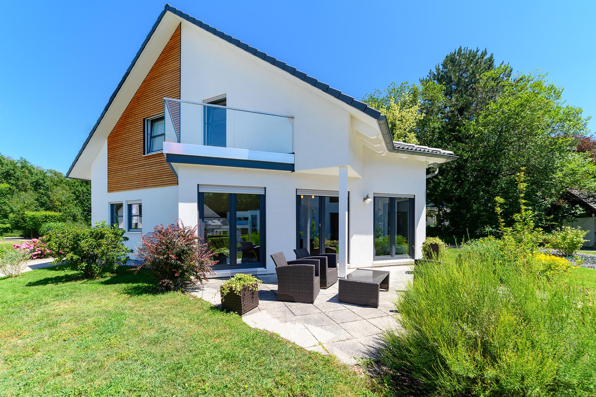 Ein Haus angeboten von Blümm Immobilien