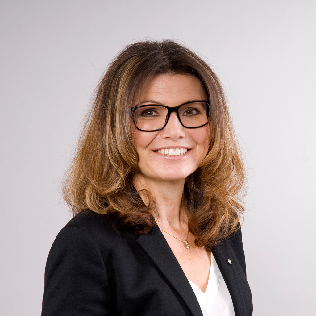 Portrait von Gisela Blümm