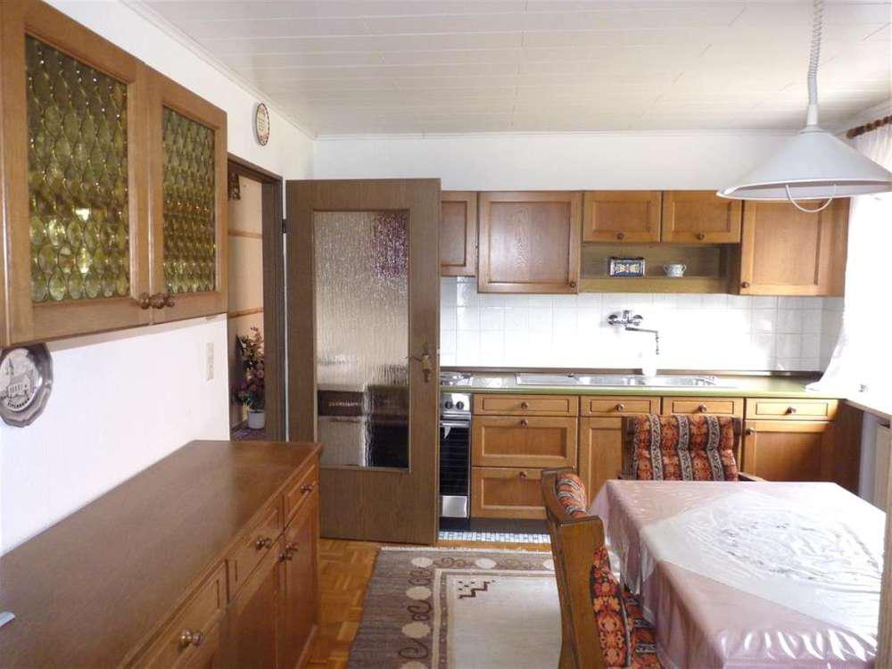 Einfamilienhaus am Regen - Küche EG